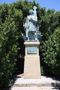 Diaz Denkmal in Mossel Bay